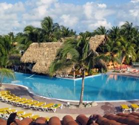 Camaguey Hotel Cuatro Vientos in Santa Lucia Cuba