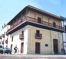 Home of Ignacio Agramonte Camaguey